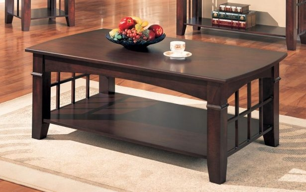 Amazing Variety Of Cherry Wood Coffee Table Sets In Impressive On Cherry Wood Coffee Table With Coffee Table Cherry (View 36 of 50)