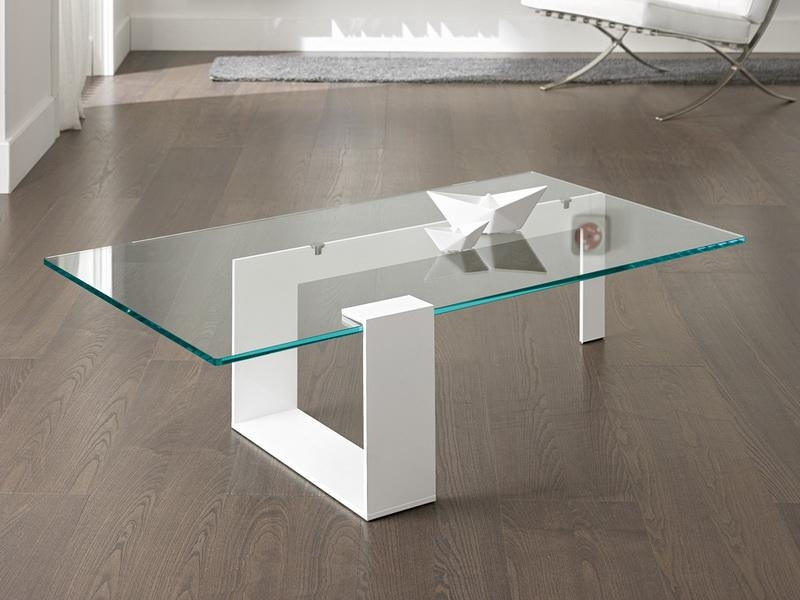 Amazing Variety Of Large Glass Coffee Tables Pertaining To Furniture Large Glass Coffee Tables Large Clear Glass Coffee (Image 1 of 50)