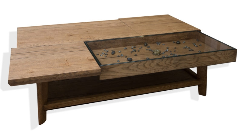 Amazing Variety Of Luna Coffee Tables With Coffee Table Vitrine Ena Ki Enaena Ki Ena (Image 2 of 40)