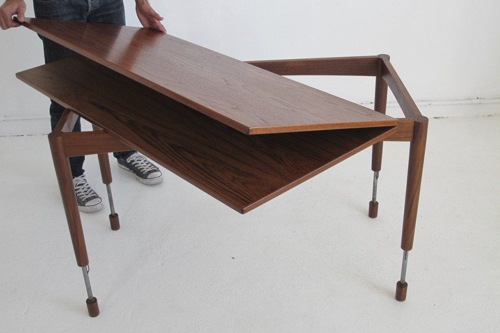 Amazing Variety Of Raisable Coffee Tables Within Wood Adjustable Height Coffee Table Coffee Tables Zone Smart (Image 5 of 40)