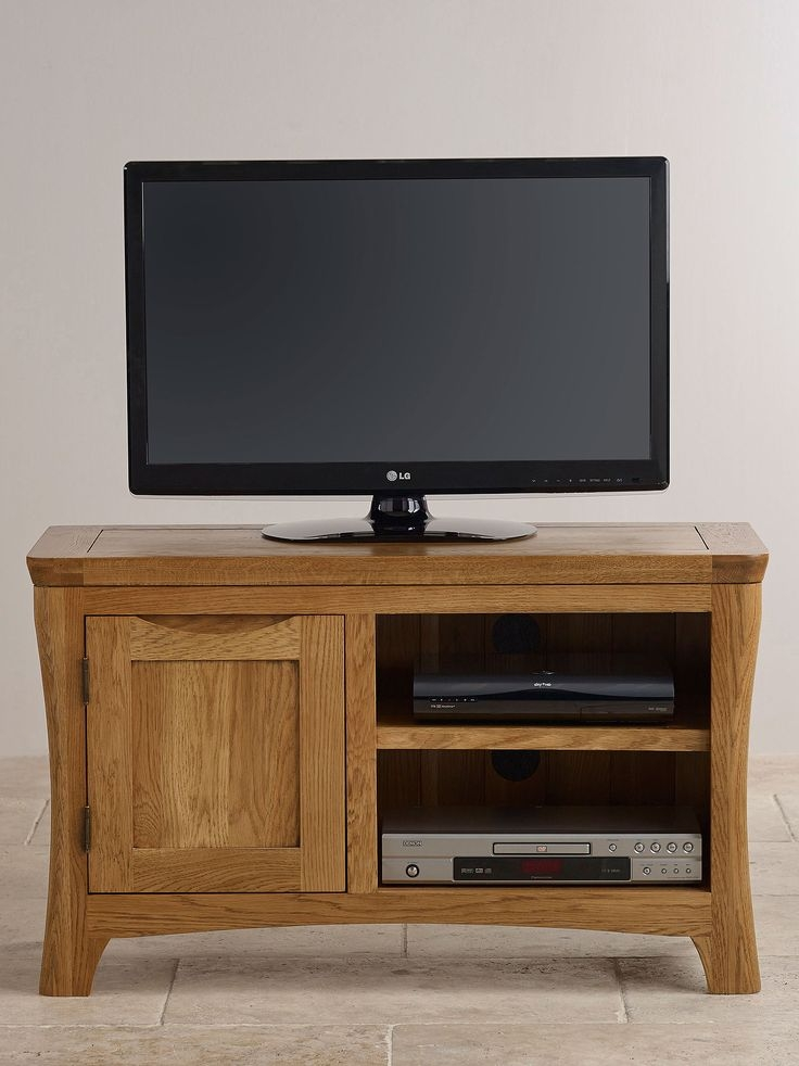 small oak tv cabinets tv stand ideas. Black Bedroom Furniture Sets. Home Design Ideas