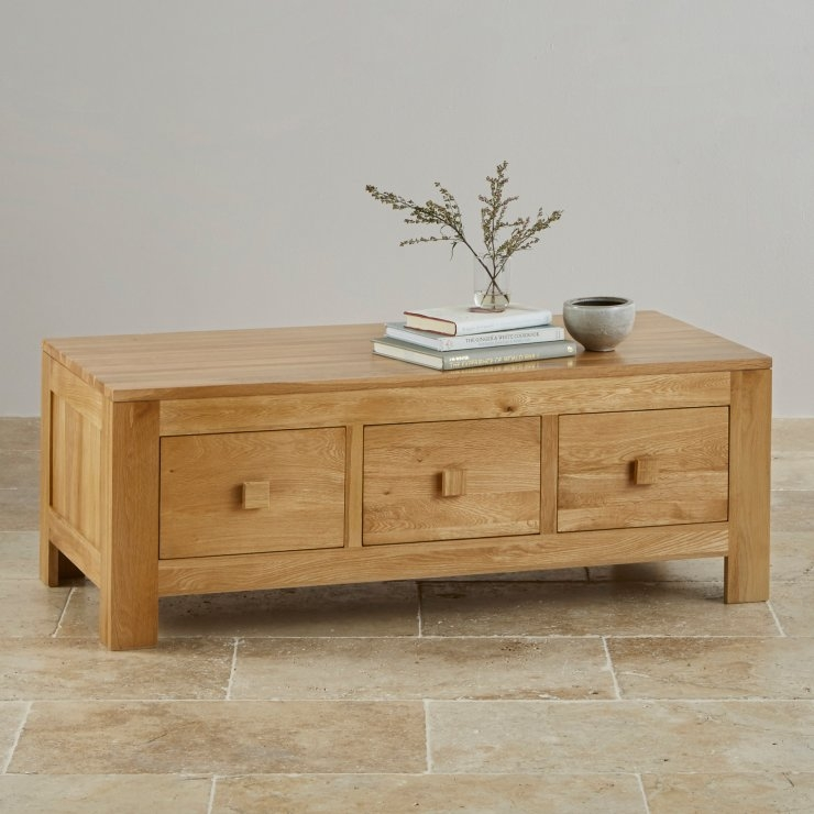 Amazing Variety Of Solid Oak Coffee Table With Storage Inside Coffee Table Storage Coffee Table Coffee Tables And End Tables (Image 4 of 50)