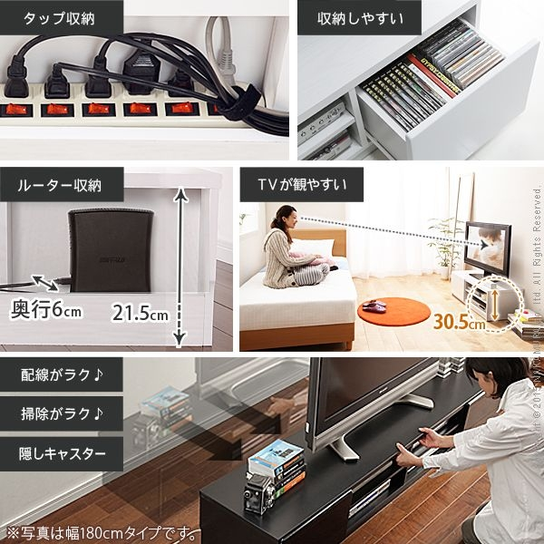 Amazing Variety Of Telly TV Stands Within Sugartime Rakuten Global Market 85 Centimeters Of Belly Telly (Image 5 of 50)