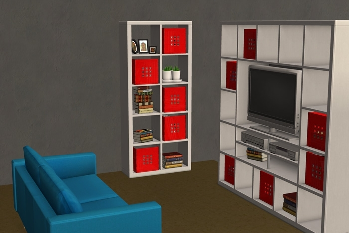 Amazing Variety Of TV Stands With Matching Bookcases Regarding Tv Stand Bookcase Combo And Uk Bookshelf Ikea Fdyoco (Image 2 of 50)