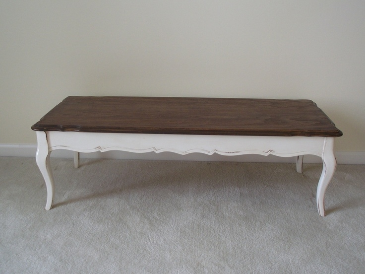 Amazing Variety Of White French Coffee Tables Within 7 Best Reupholstered Glider Chairs Images On Pinterest Glider (Image 5 of 50)