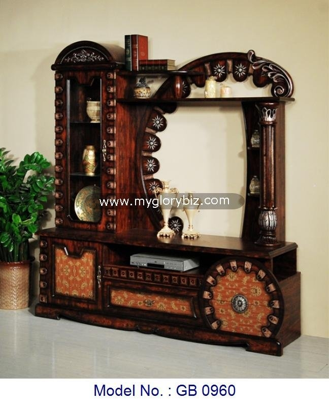 Amazing Variety Of Wooden TV Cabinets Within Fancy Wooden Tv Stand Fancy Wooden Tv Stand Suppliers And (Image 4 of 50)