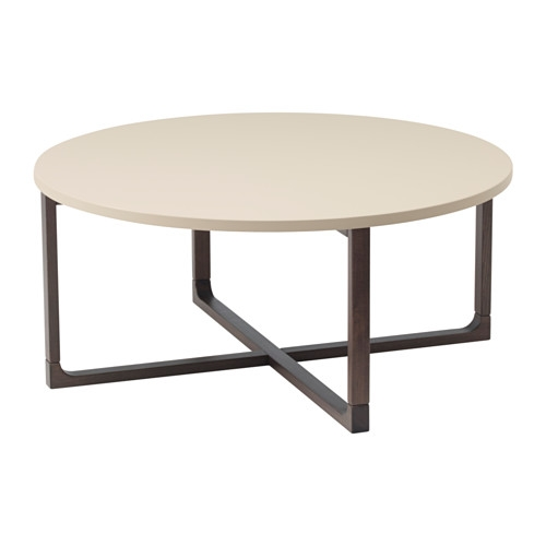 Amazing Well Known Beige Coffee Tables Throughout Rissna Coffee Table Ikea (Image 6 of 40)