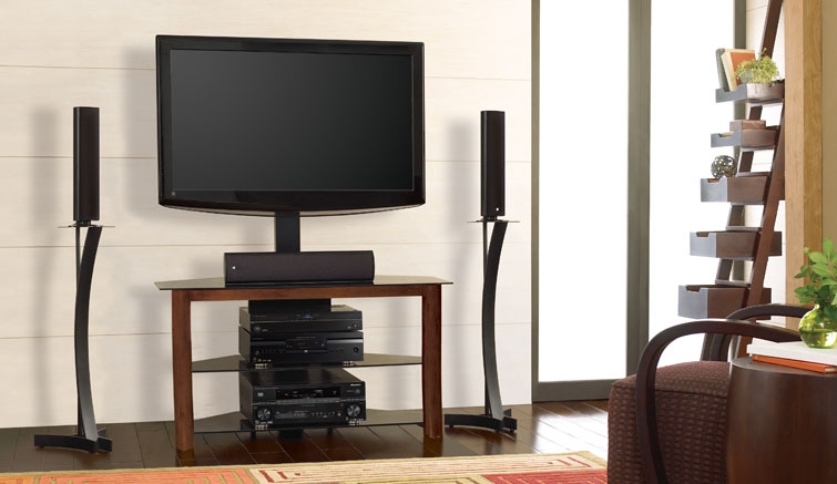 Amazing Well Known Bell'O Triple Play TV Stands Intended For Bello International Corporation Tp (View 38 of 50)