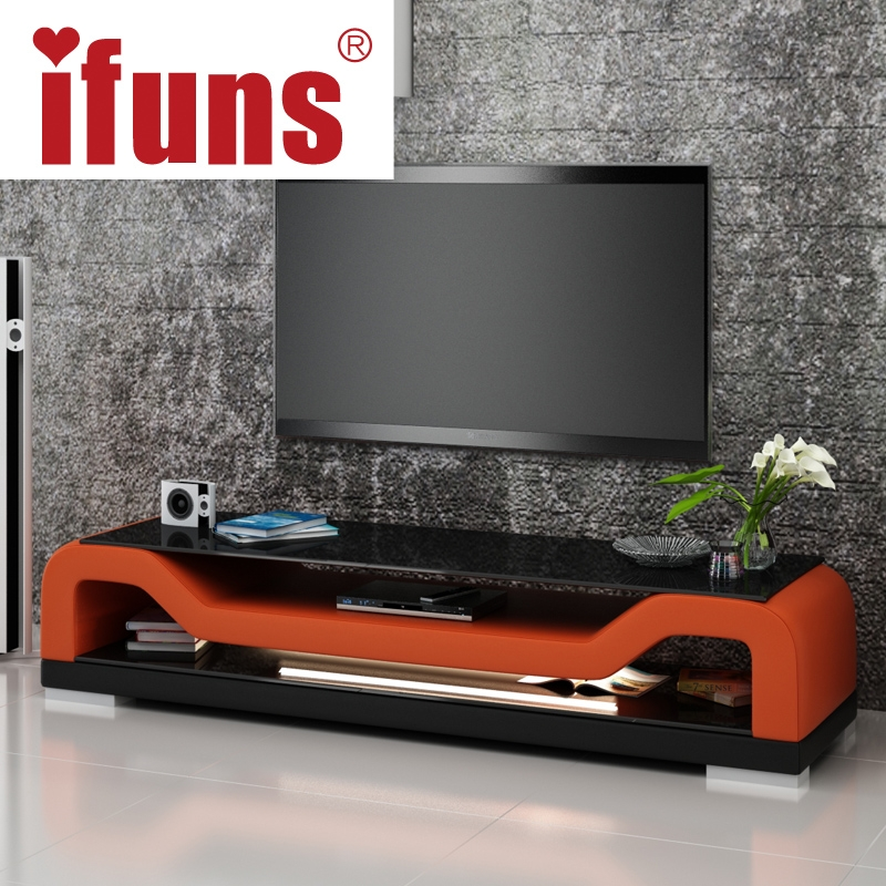 Amazing Well Known Cheap Cantilever TV Stands With Regard To Online Get Cheap Glass Tv Stand Aliexpress Alibaba Group (View 42 of 50)