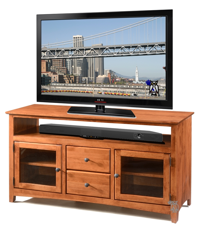 Amazing Wellknown Cherry TV Stands Throughout Hoot Judkins Furnituresan Franciscosan Josebay Areaarchbold (Image 5 of 50)