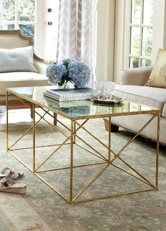 Amazing Wellknown Glass Gold Coffee Tables With Best 25 Glass Top Coffee Table Ideas On Pinterest Glass Coffee (View 18 of 50)