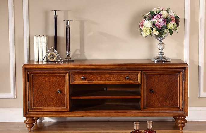 Amazing Well Known Gold TV Cabinets With Regard To Popular Wooden Furniture Tv Cabinet Buy Cheap Wooden Furniture Tv (Image 6 of 50)