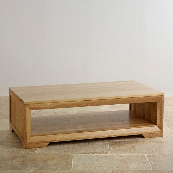 Amazing Well Known Large Low Oak Coffee Tables For Top 25 Best Oak Coffee Table Ideas On Pinterest Solid Wood (Image 9 of 50)