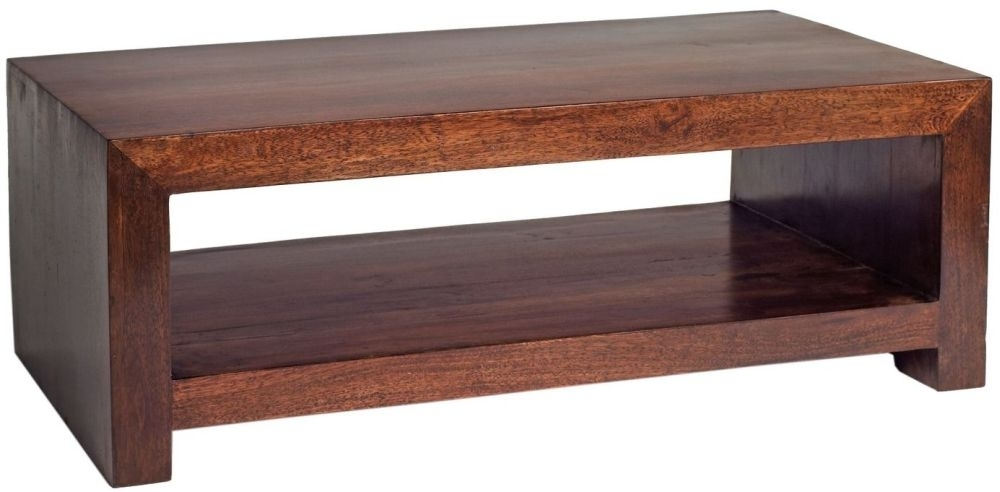 Amazing Wellknown Mango Wood Coffee Tables With Buy Indian Hub Toko Mango Coffee Table Contemporary Large Online (Image 2 of 50)