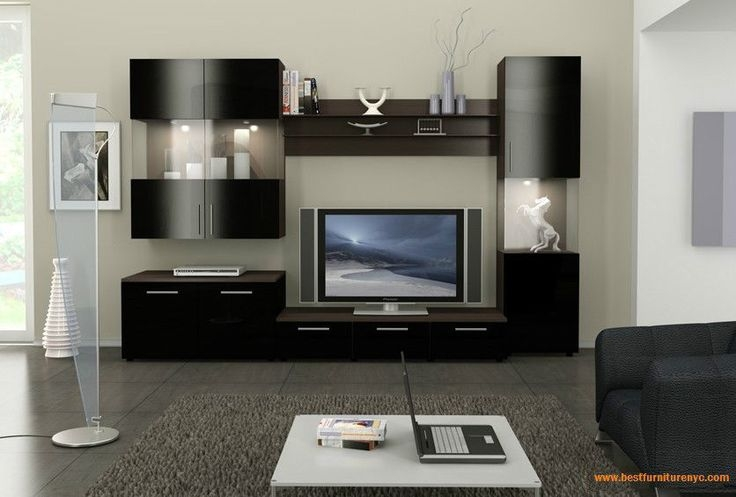 Amazing Wellknown Modular TV Stands Furniture Regarding Avf Connect Whitewashed Oak Modular Tv Stand 2 Units Throughout (Image 5 of 50)