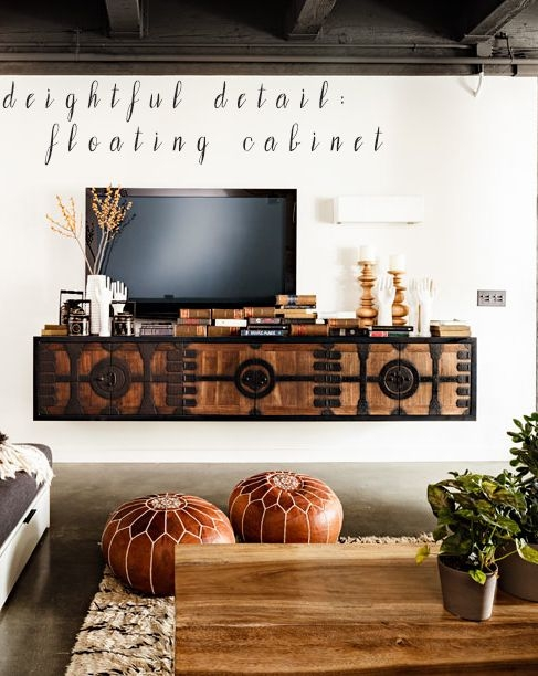 Amazing Well Known Off The Wall TV Stands Within 12 Best Wall Hung Tv Stand Images On Pinterest Home Wall (View 42 of 50)
