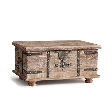 Amazing Well Known Reclaimed Wood Coffee Tables Throughout Reclaimed Wood Coffee Table Pottery Barn (View 14 of 50)