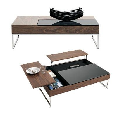 Amazing Wellknown Space Coffee Tables In Top 25 Best Convertible Furniture Ideas On Pinterest Furniture (Image 5 of 50)