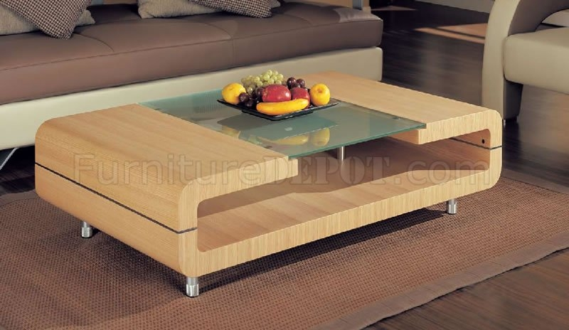 Amazing Wellknown White And Oak Coffee Tables Inside Coffee Table Cvct Asti White Oak (Image 4 of 50)