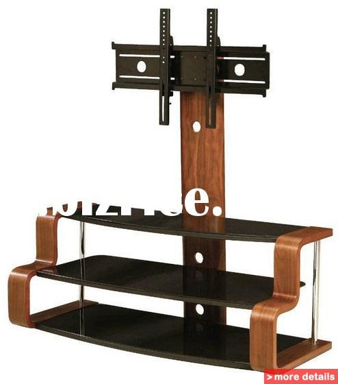 Amazing Well Known Wooden TV Cabinets Throughout Wood Tv Stands Bizrice (Image 5 of 50)