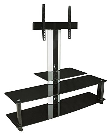 Amazing Wellliked 61 Inch TV Stands In Amazon Mount It Mi 869 Tv Stand With Mount Entertainment (View 33 of 50)