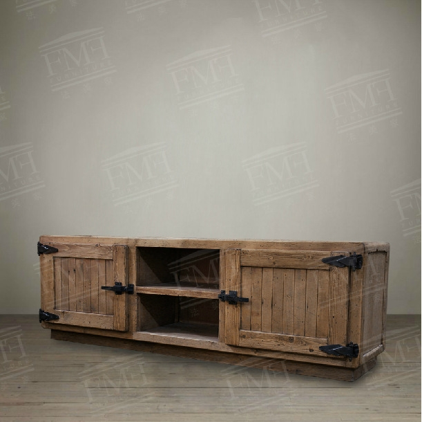 Amazing Wellliked Country TV Stands For American Frencheuropean Country Red Pine Furniture Simple Tv (Image 6 of 50)