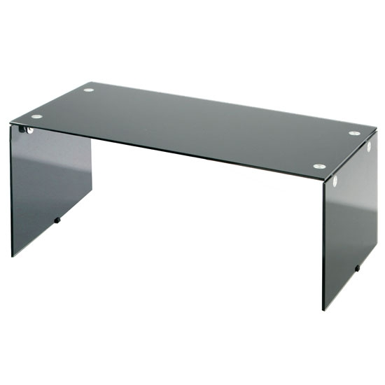 Amazing Wellliked Elena Coffee Tables In Coffee Table Modern Small Black Glass Coffee Table Coffee Table (Image 6 of 40)