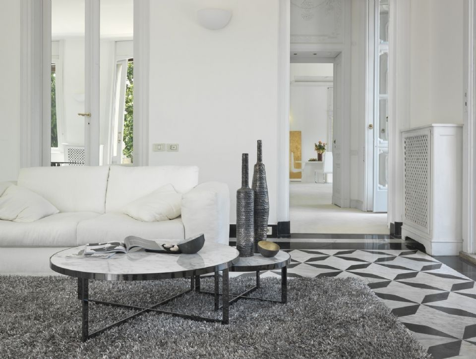 Amazing Wellliked Marble Round Coffee Tables For Contemporary Coffee Table Marble Round Circus Passerini (View 19 of 50)