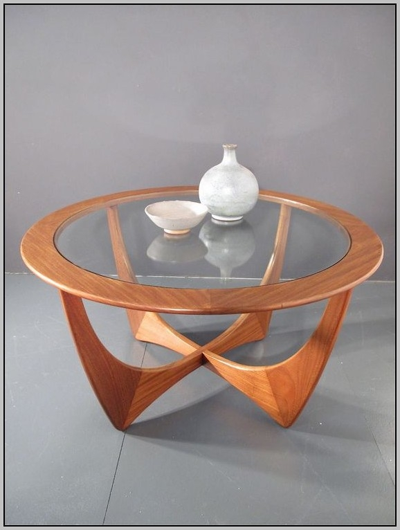 Amazing Wellliked Retro Glass Top Coffee Tables Inside Retro Glass Top Coffee Table Coffee Table Home Decorating (View 29 of 40)