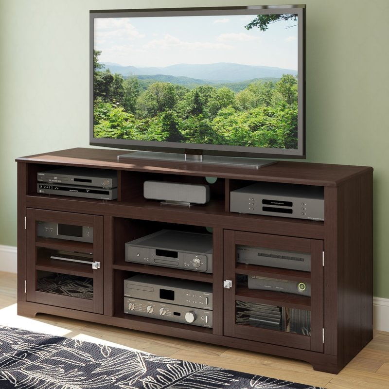 Amazing Wellliked Sonax TV Stands In Dcor Design West Lake 60 Tv Stand Reviews Wayfair (Image 4 of 50)