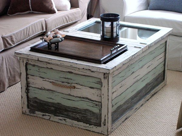 Amazing Wellliked Trunk Coffee Tables  Within Best 25 Surfboard Coffee Table Ideas On Pinterest Surf Coffee (Image 7 of 50)