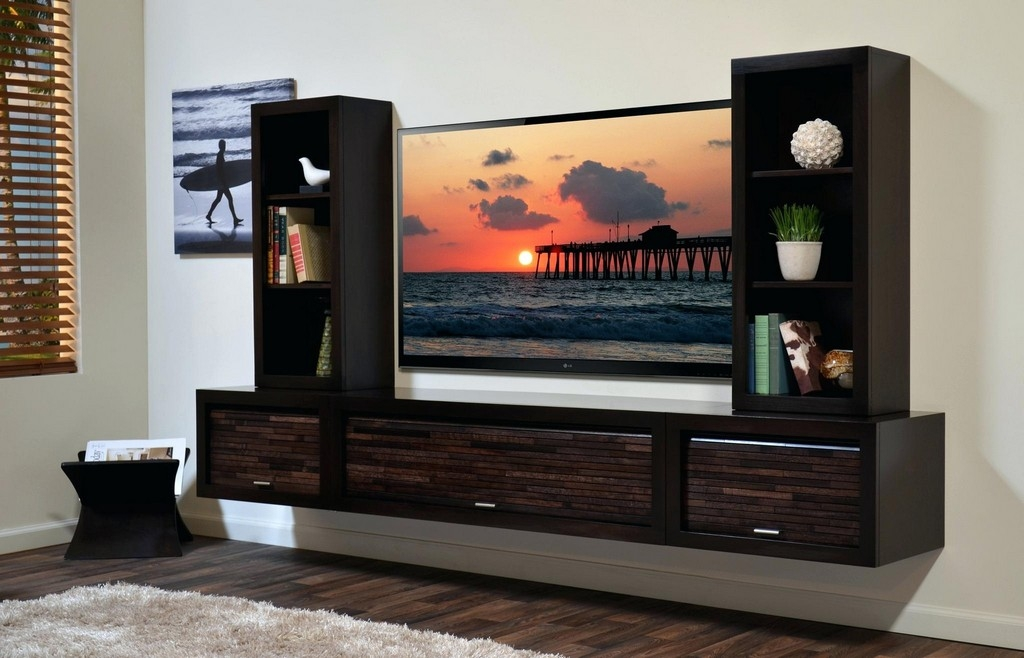 Amazing Wellliked TV Stands And Computer Desk Combo Within Tv Stand And Computer Desk Combo (View 15 of 50)