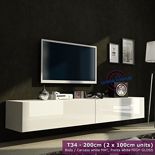 Amazing Wellliked White High Gloss TV Stands Unit Cabinet Within Best 20 White Gloss Tv Unit Ideas On Pinterest Tv Unit Images (Image 2 of 50)