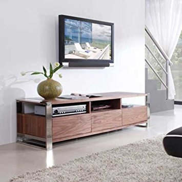 Amazing Widely Used BModern TV Stands Intended For Amazon B Modern Stylist Tv Stand Kitchen Dining (Image 5 of 50)