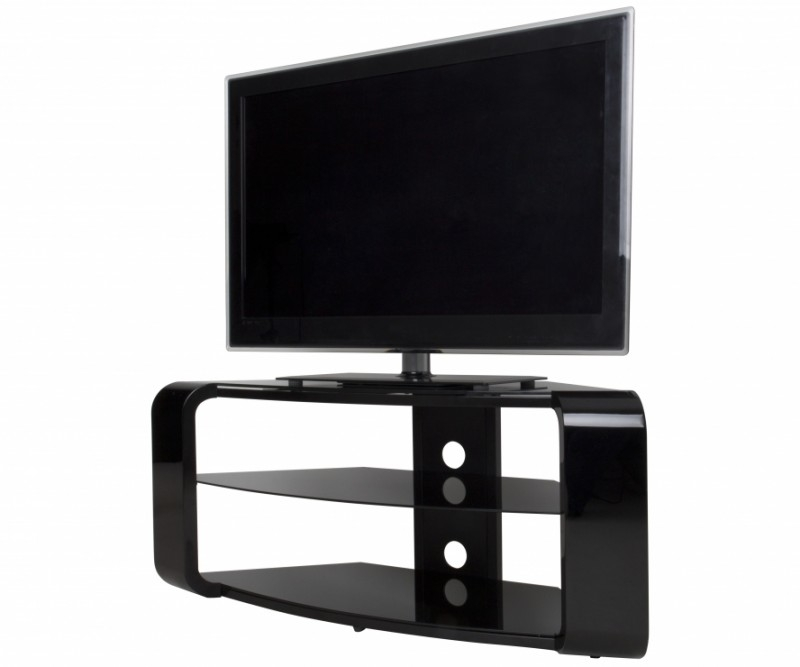 Amazing Widely Used Como TV Stands With Regard To Fs1174cob Reflections Como Corner Tv Stand Tv Stands (Image 6 of 50)