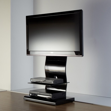 Amazing Widely Used Iconic TV Stands With Regard To Iringa Ukgl 510 Iringa Range Wave Cantilver Stand With Single (View 36 of 50)