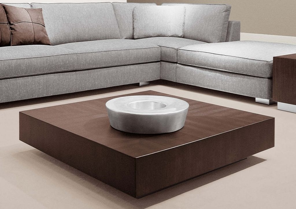 Amazing Widely Used Low Square Wooden Coffee Tables  Pertaining To Low Living Room Table 10 Modern Coffee Tablesbest 10 Low Coffee (Image 3 of 50)