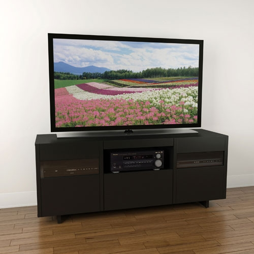 Amazing Widely Used Nexera TV Stands Regarding Nexera Vision Tv Stand For Tvs Up To 64 Tv Stands Best Buy Canada (View 6 of 50)