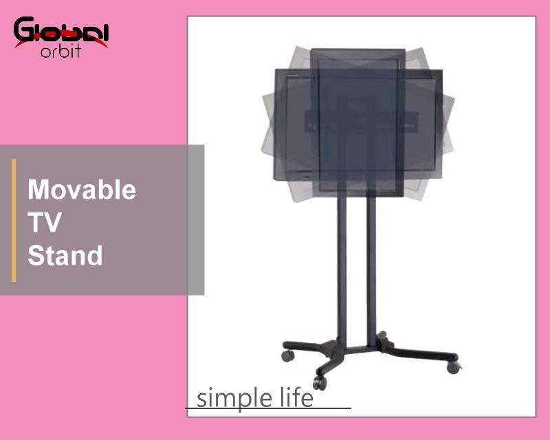 Amazing Widely Used Stil TV Stands Intended For Einfache Stil Tv Halterung Fr Zwei Mobile Doppel Bildschirm Tv (View 44 of 49)