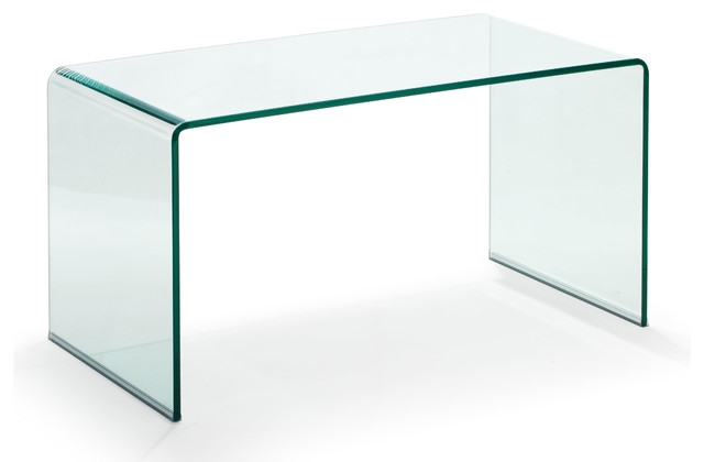 Amazing Widely Used Transparent Glass Coffee Tables Throughout Course Coffee Table Clear Glass Contemporary Coffee Tables (Image 6 of 50)