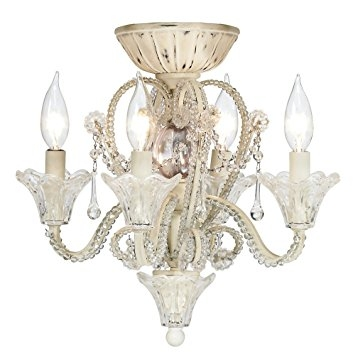 Amazon Pull Chain Crystal Bead Candelabra Ceiling Fan Light With Chandelier Light Fixture For Ceiling Fan (Image 6 of 25)