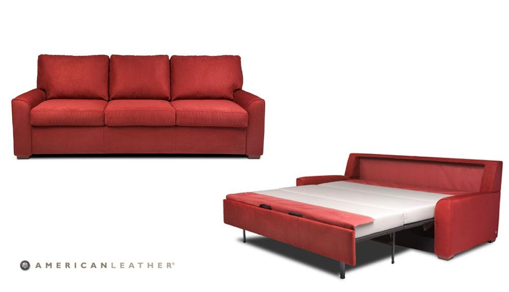 American Leather Sleeper Sofas On Sale – Ansugallery Regarding Intex Queen Sleeper Sofas (Image 1 of 20)
