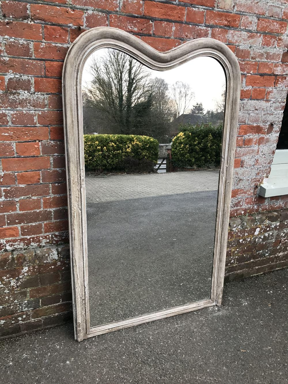 An Absolutely Fabulous Highly Unusual Large Antique 19Th Century Throughout Unusual Large Mirrors (Image 10 of 20)
