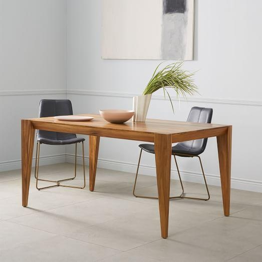 Anderson Solid Wood Dining Table – Raw Acacia | West Elm Within Acacia Dining Tables (Photo 11 of 20)