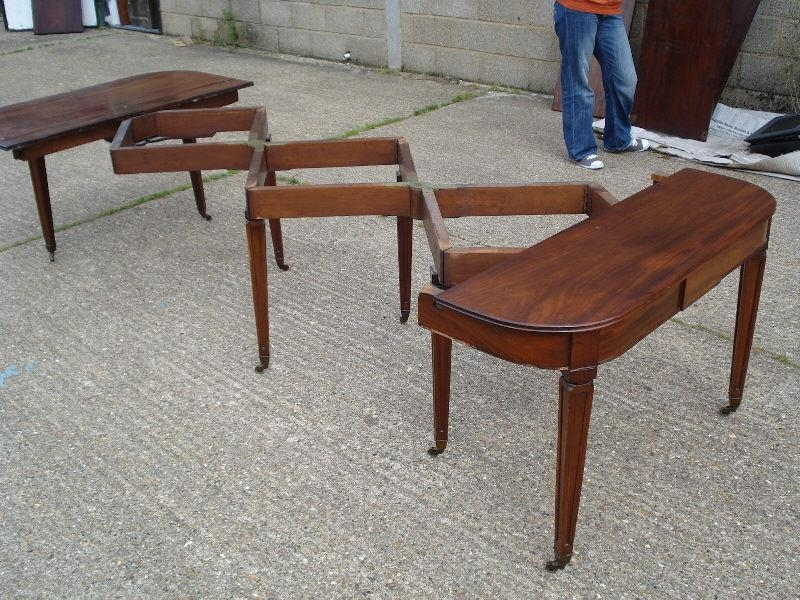 Antique Extending Dining Tables Uk (Image 5 of 20)