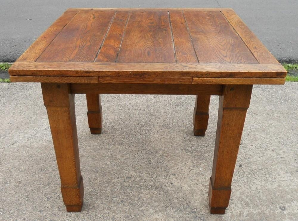 Antique Extending Dining Tables Uk (Image 3 of 20)