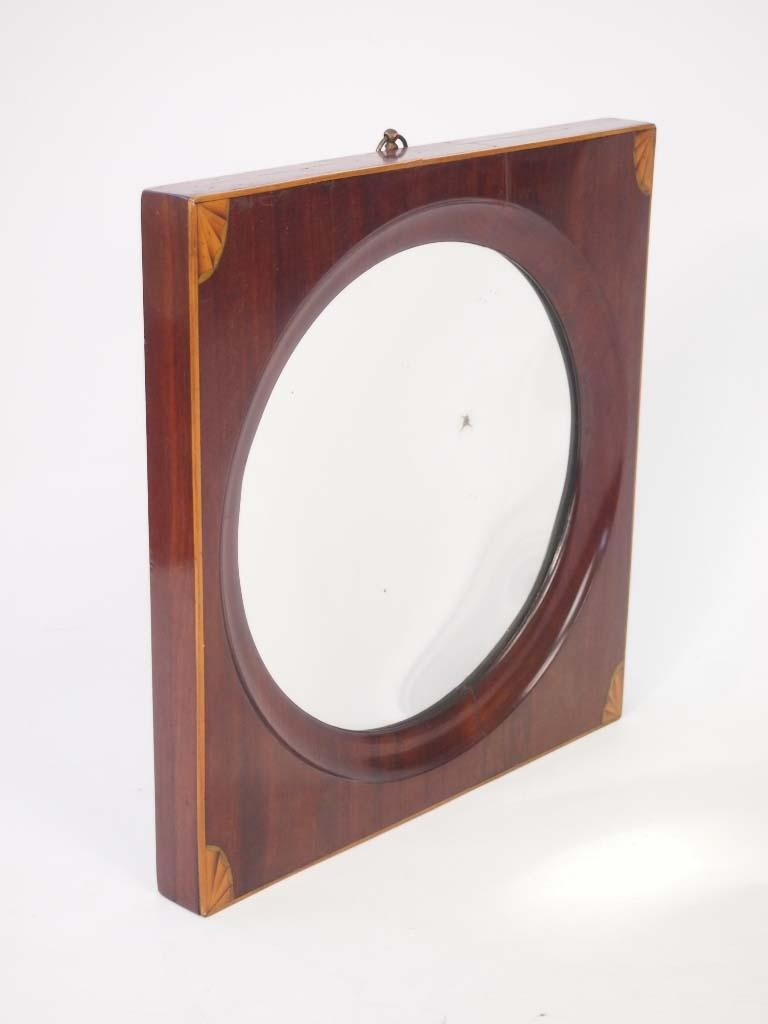 Antique Georgian Concave Mirror – Hall Mirror – Intended For Concave Wall Mirror (View 10 of 20)