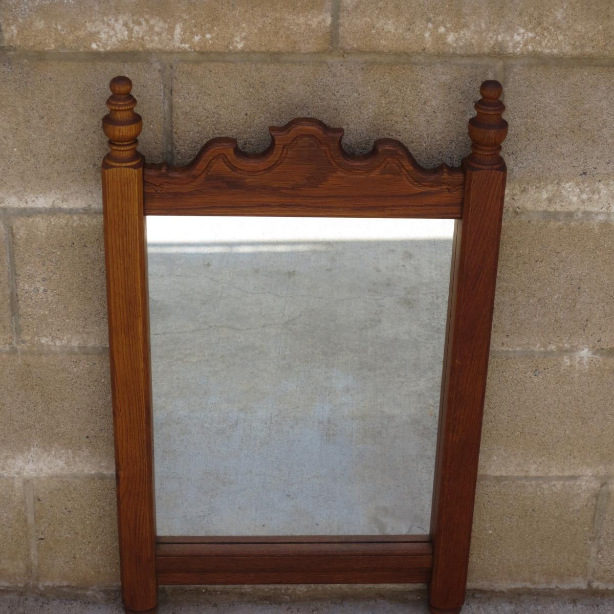 Antique Mirrors, Vintage Mirrors, Antique Wall Mirrors, And French With Regard To Antique Wall Mirror (Image 5 of 20)