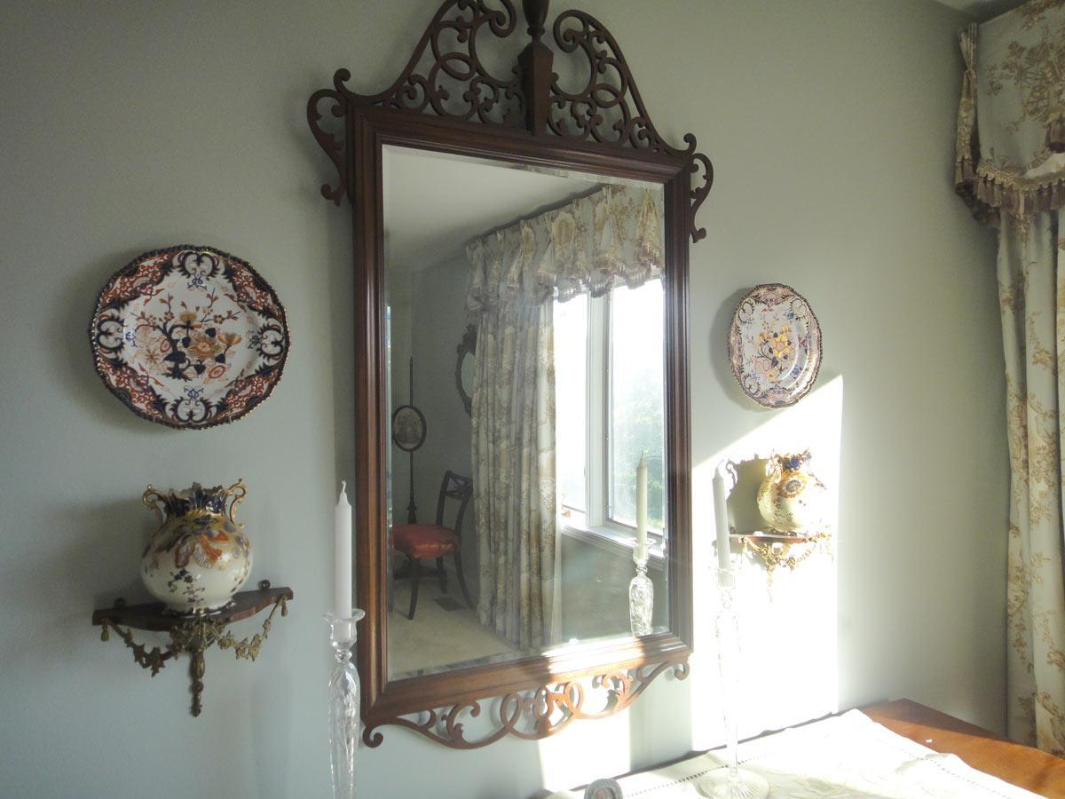 Antique Style: Favorite Collections: Antique Mirrors In Reproduction Antique Mirrors (Image 12 of 20)