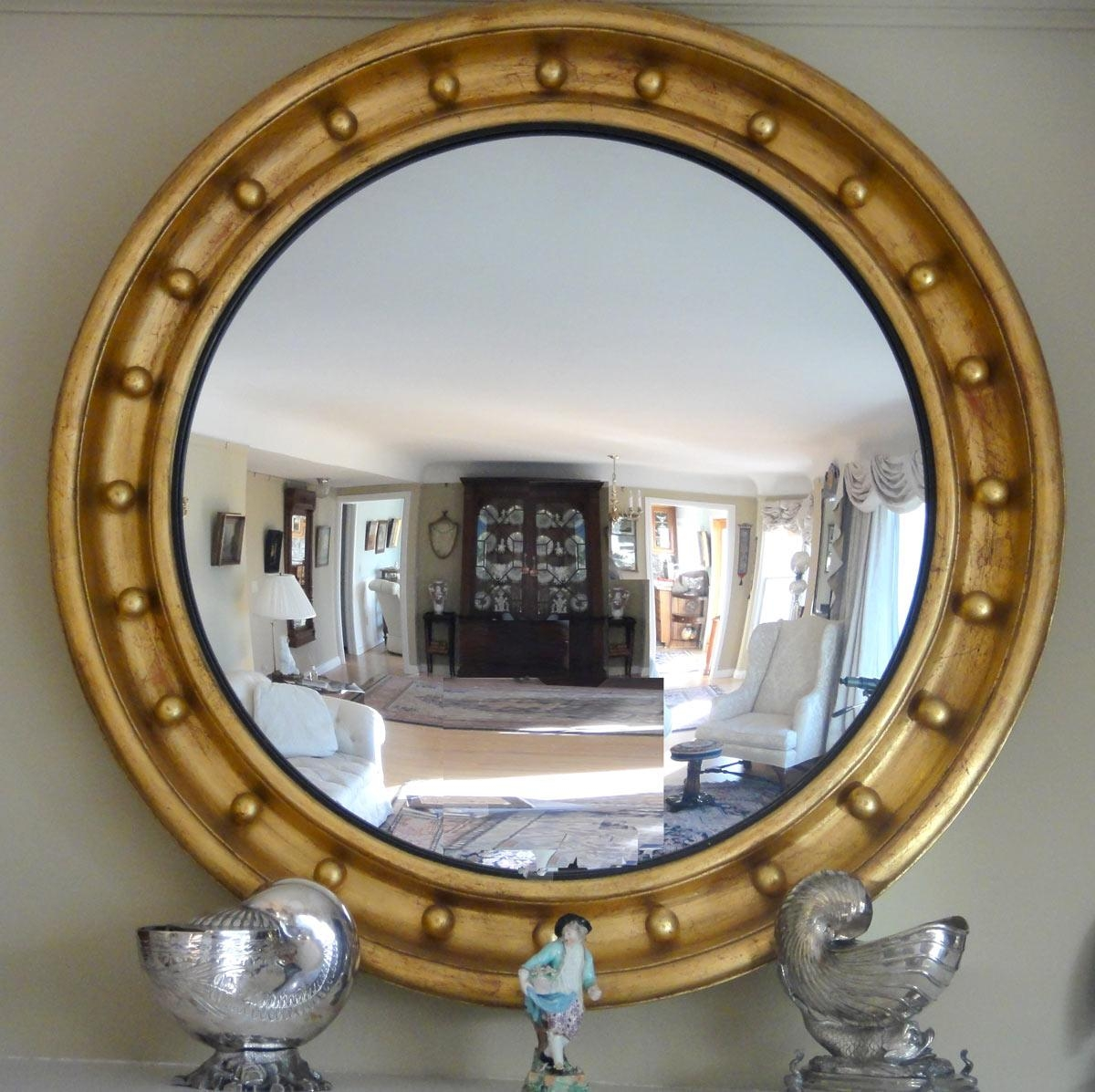 Antique Style: Favorite Collections: Antique Mirrors With Regard To Reproduction Antique Mirrors (Photo 18 of 20)
